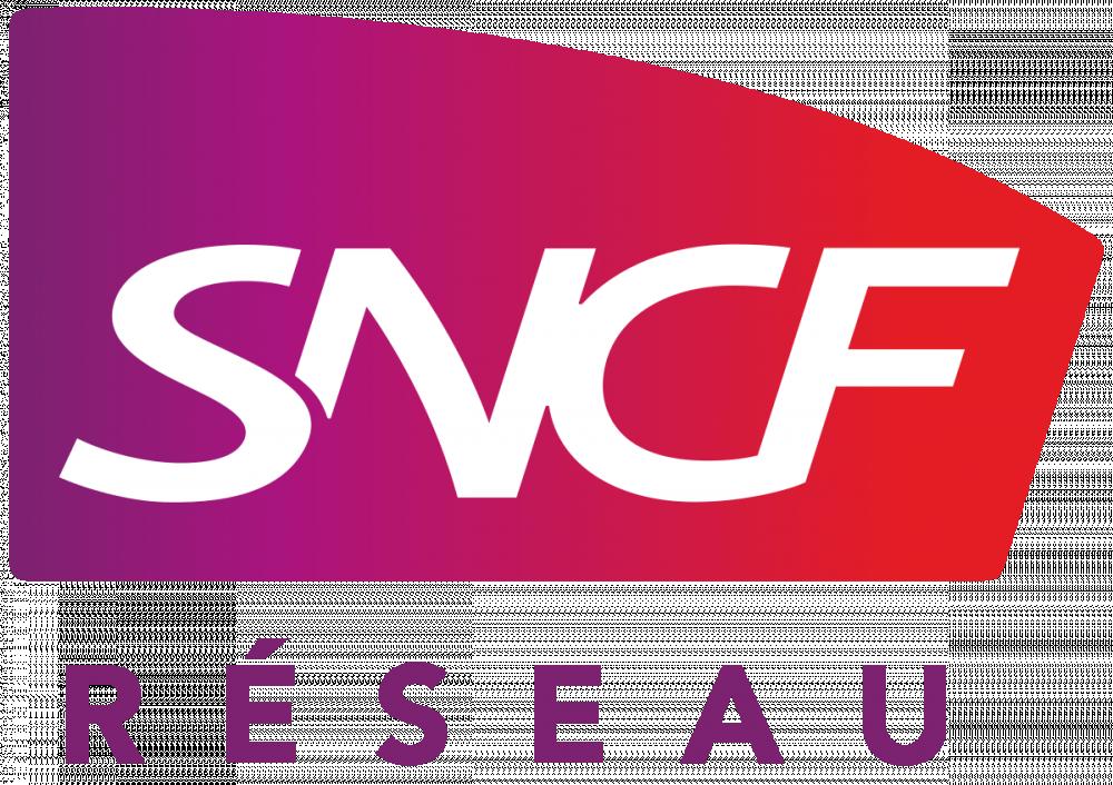 CDG Express - Logo SNCF Réseau