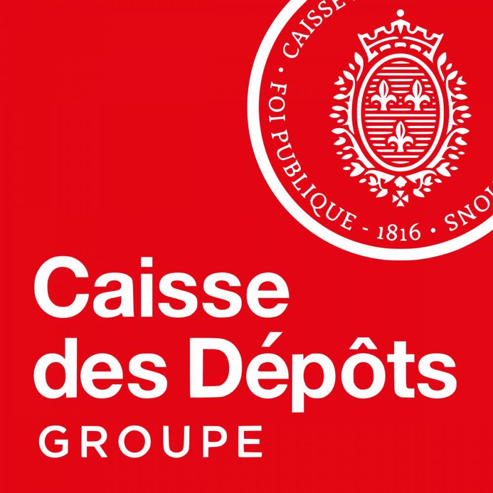 CDG Express - Logo Caisse Des Dépôts