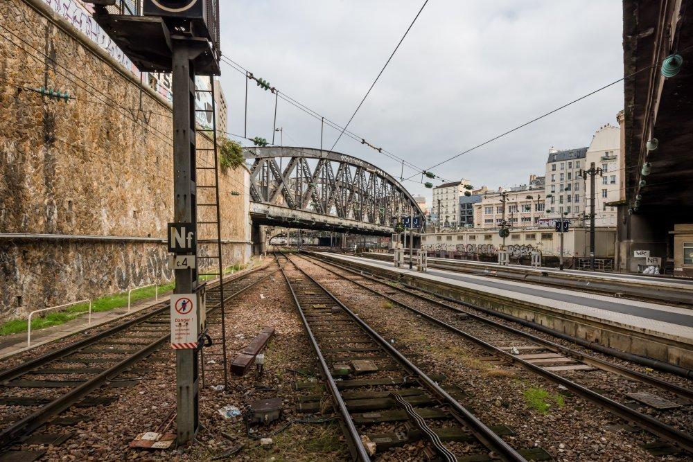 CDG Express - Photo de la Gare de l'Est 2