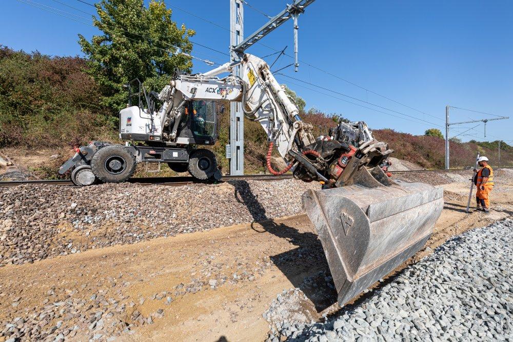 CDG Express - Découpage de voies additionnelles