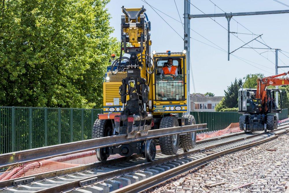 CDG Express - Travaux d'été - Zone F