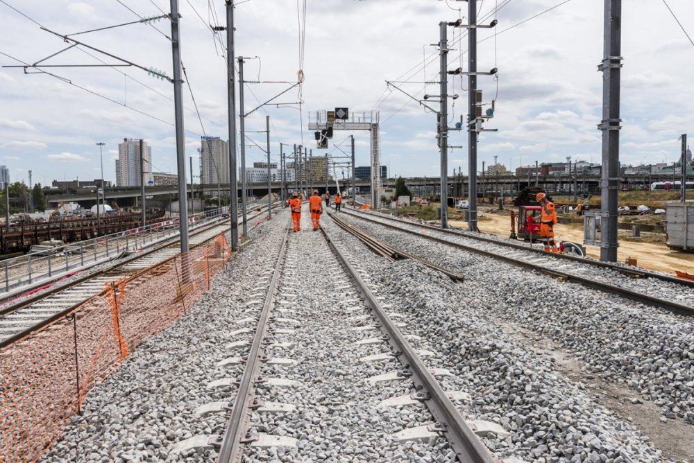 CDG Express - Travaux d'été 2020