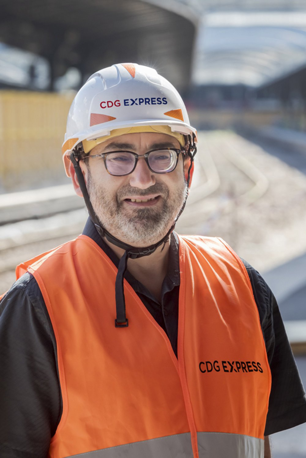 CDG Express - Agent Thierry Abid