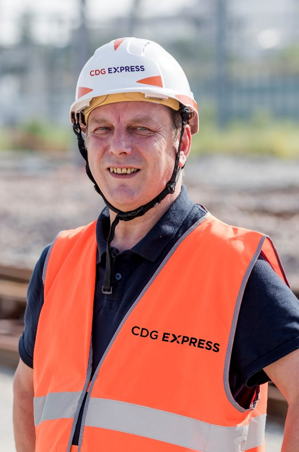 CDG Express - Agent Philippe Noirot