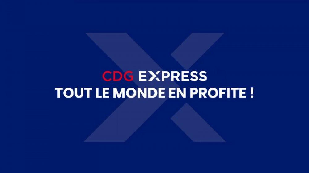 CDG Express - Modernisation des transports (RER B, Transilien K, TER Paris-Laon)
